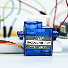 EF92A micro:servo 180 degrees analog servo for micro:bit
